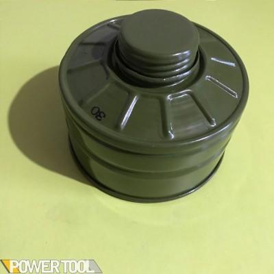 Фильтр для противогаза угольный