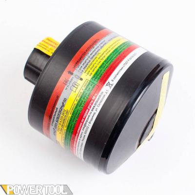 Фильтр для противогаза комбинированный A2B2E2K2HgP3D аммиак и ртуть