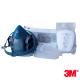 Респиратор полумаска 3M 7500 с фильтрами 6059