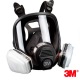 Полнолицевая маска респиратор 3M 6900 с фильтрами 6057