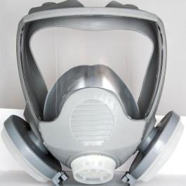 Полнолицевая маска респиратор Stalker-25 с химическими фильтрами
