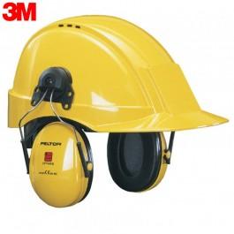 Защитная каска 3М G2000 с наушниками