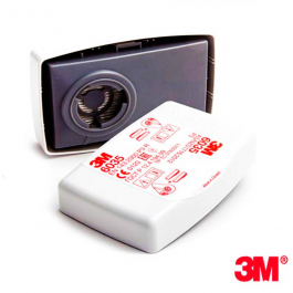 Фильтра для респиратора 3M 6035 от пыли
