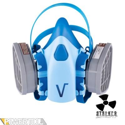 Респиратор полумаска Vita 7500