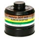 Фильтр для противогаза ГП Бриз ДОТ 600 - A2B2E2K2P3D