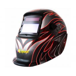 Сварочная маска Optech S777C арт дизайн