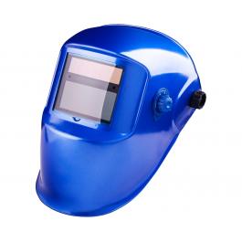 Сварочная маска Apache синяя