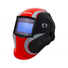 Сварочная маска Artotic SUN7B чёрно-красная