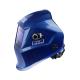 Сварочная маска TIG 3-A TrueColor синие металлические соты