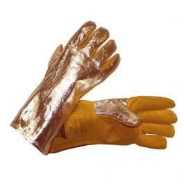 Краги сварщика алюминизированные