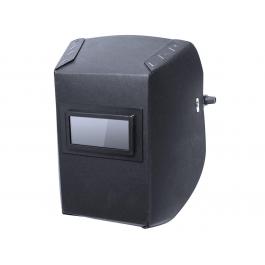 Маска сварщика фибра-картон 0,8 мм чёрный цвет