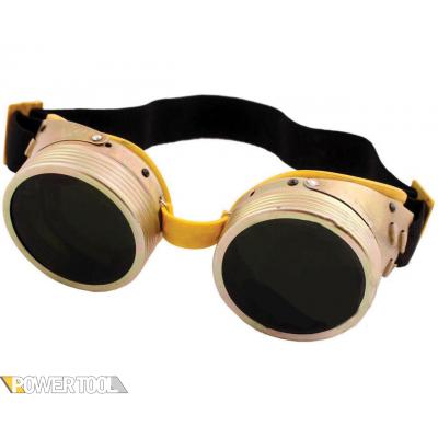 Очки сварщика рыбка ЗНР Г-3 металлические