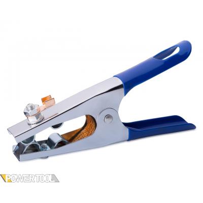 Клемма массы 500A синие ручки 21,5 см