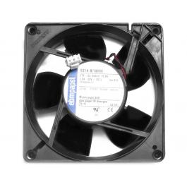 Вентилятор 24 V 2600 оборотов в мин. 119х119х38 мм