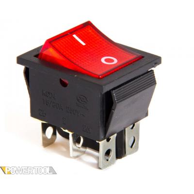 Выключатель для сварочного аппарата 15-30А 250V