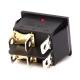 Выключатель для сварочного аппарата 15-30А 250V с 6-ю медными выходами и подсветкой