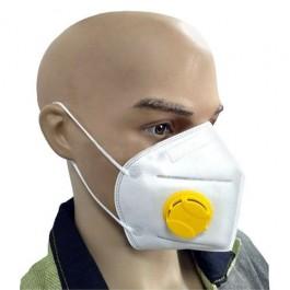 Защитный респиратор МИК 2К FFP2 (90% ПДК) с клапаном