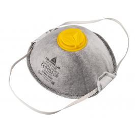 Защитный респиратор медназначения N95 Delta Plus FFP2 (90%ПДК) с клапаном