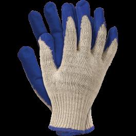 Рабочие перчатки вампирки с трикотажным покрытием