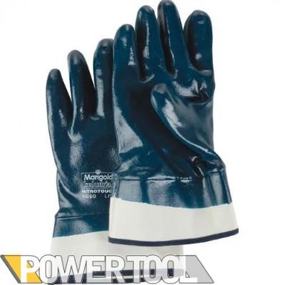 Рабочие перчатки МБС Marigold