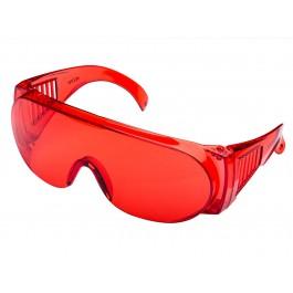 Защитные очки Озон Лазер красные