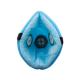 Защитный респиратор у2к голубой