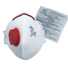 Защитный респиратор Бук- 3К FFP3 с клапаном (50 ПДК 99%) Преде́льно допусти́мая концентра́ция