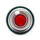 Газовый баллон 227 г красный с системой CRV