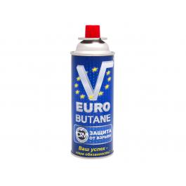 Газовый баллон Euro Butane 227 г с системой CRV