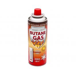 Газовый баллон 220 г красный