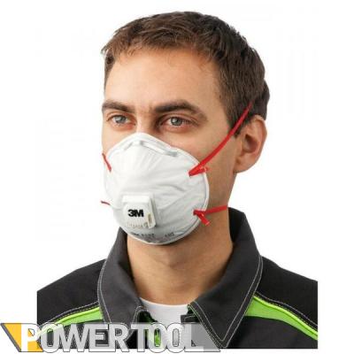Защитный респиратор 3м 8132 FFP3 (99,9% ПДК)
