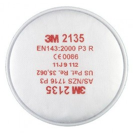 Фильтра для респиратора 3M 2135