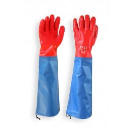 Рабочие перчатки МБС удлинённые
