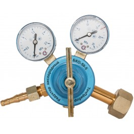Редуктор с манометром кислородный БКО-50-5 (25 МПа) Точ.Прибор