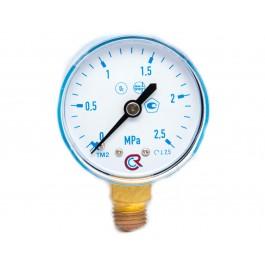 Манометр кислородный (0-2,5 МПа)
