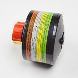 Фильтр для противогаза Бриз ДОТ 2001- A2B2E2K2 комбинированный