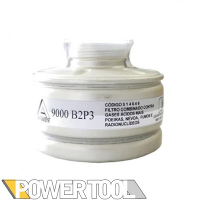 Фильтр для противогаза  AIR SAFETY 9000 - B2