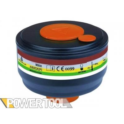 Фильтр для противогаза Delta Plus A2B2E2K2P3R комбинированный