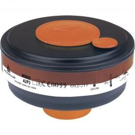 Фильтр для противогаза Delta Plus M9000 A2P3R пары газы