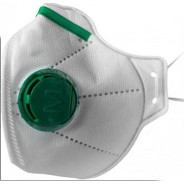 Защитный респиратор с клапаном Микрон FFP1 (12% ПДК)