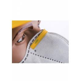 Защитный респиратор угольный с клапаном Микрон FFP2 (90% ПДК)